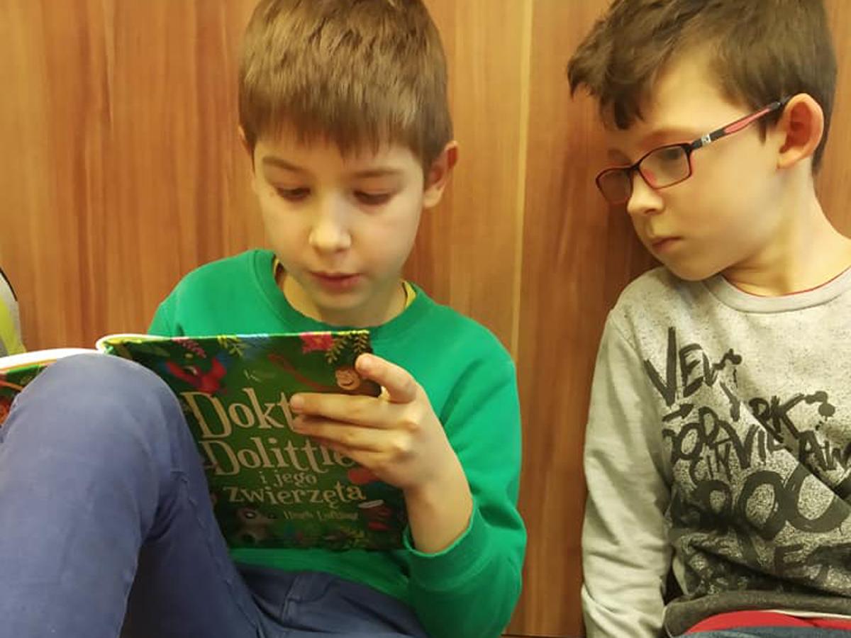 Konkurs głośnego czytania